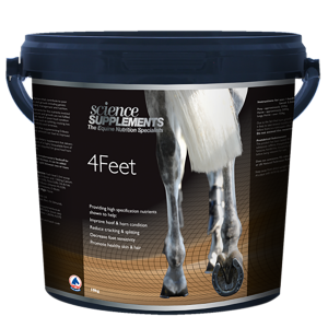 4Feet supplement is a specialist dietary supplement that provides a concentrated source of the micronutrients, Biotin and Calcium