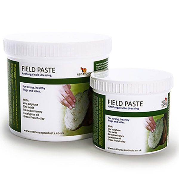 Field Paste is an anti-thrush paste for horses