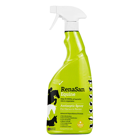 RenaSan Equine Antiseptic Spray