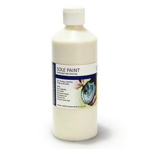 Sole Paint suppresses microbial invasion on the underside of a horse's foot.